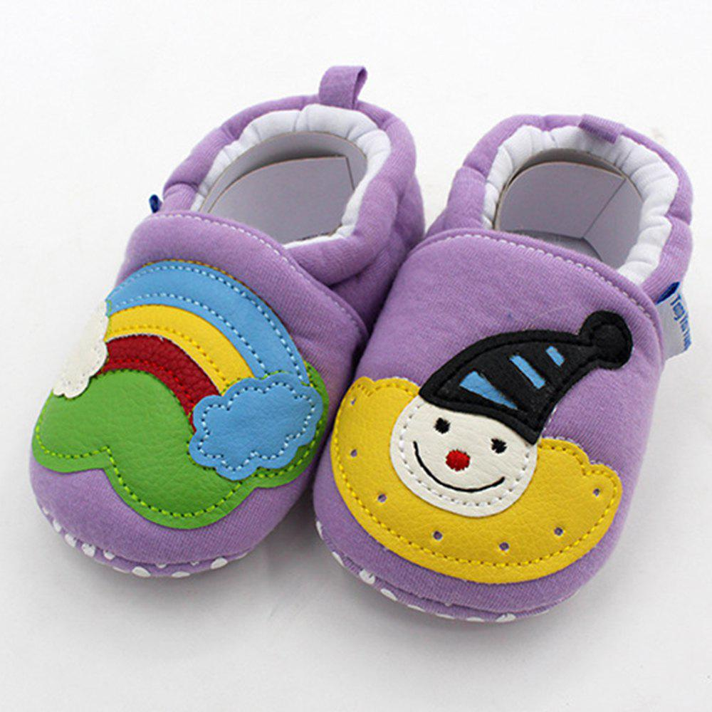 Trendy Tongyouyuan Cartoon Baby Cotton Toddler Shoes