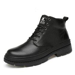 Fashion High-top  Boots for Man -