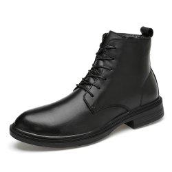 Men Leisure High-top Casual Boots -