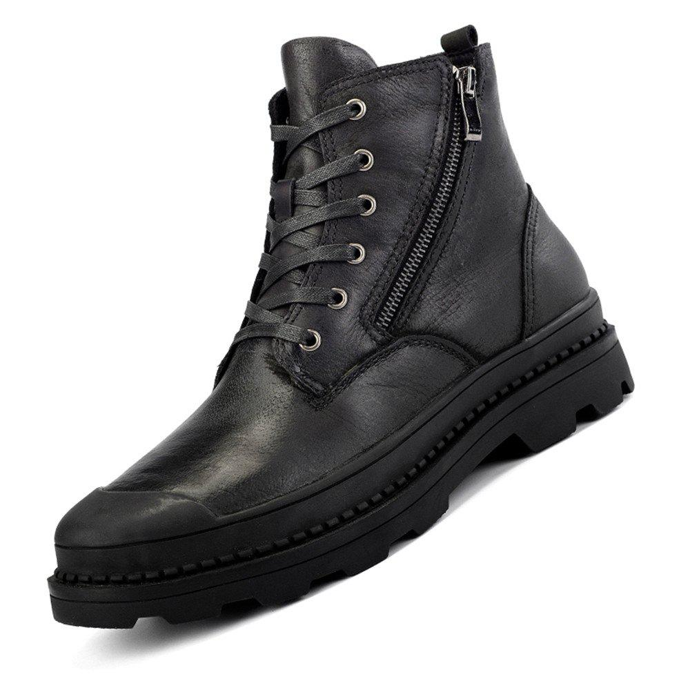 Hot Men High-top Boots Comfortable Warm Classic