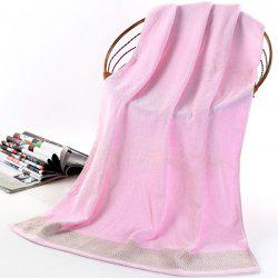 Light Skin Comfortable Pure Cotton Type Bath Towel -