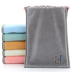Cotton Towels Comfortable Wash Face Three Towels -