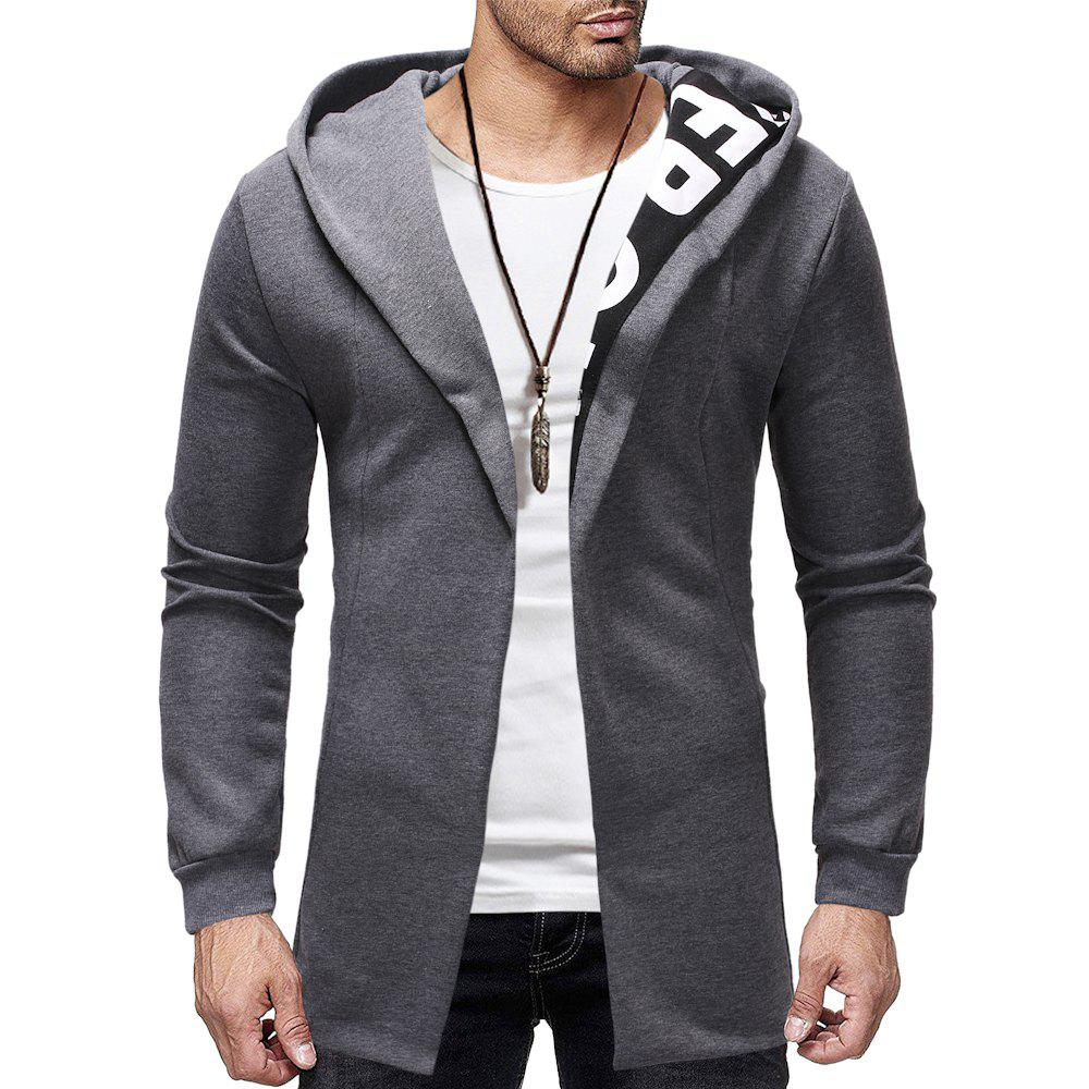 07b291eb3c7 2019 Men s Fashion Printed Design Casual Large Size Hoodies ...