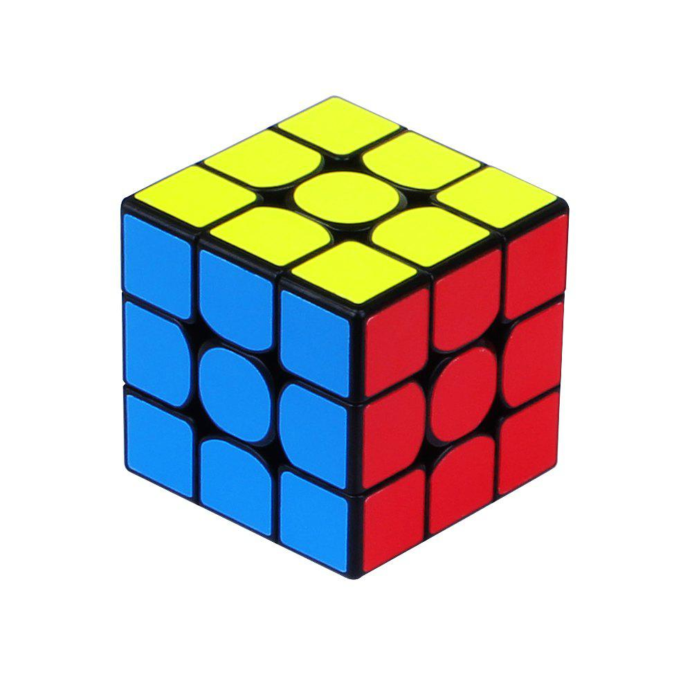 Yuxin Zhisheng Little Magic 3X3X3 Magic Cube Обучение Обучение