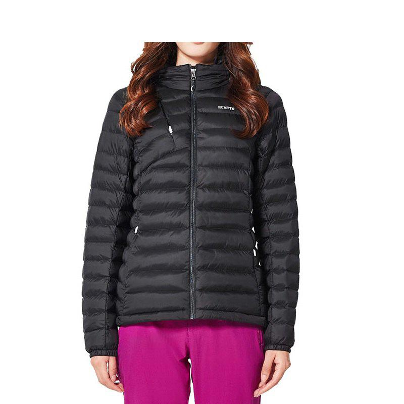 Chic HUMTTO Women Cotton Coat Winter Water Repellent Hooded Cardigan Hiking Jacket