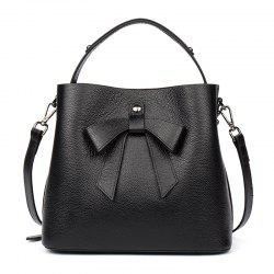 Nouveau Sac Top Layer Cowhide Lady Handbag -