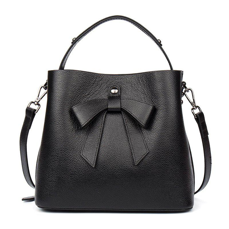 Nouveau Sac Top Layer Cowhide Lady Handbag