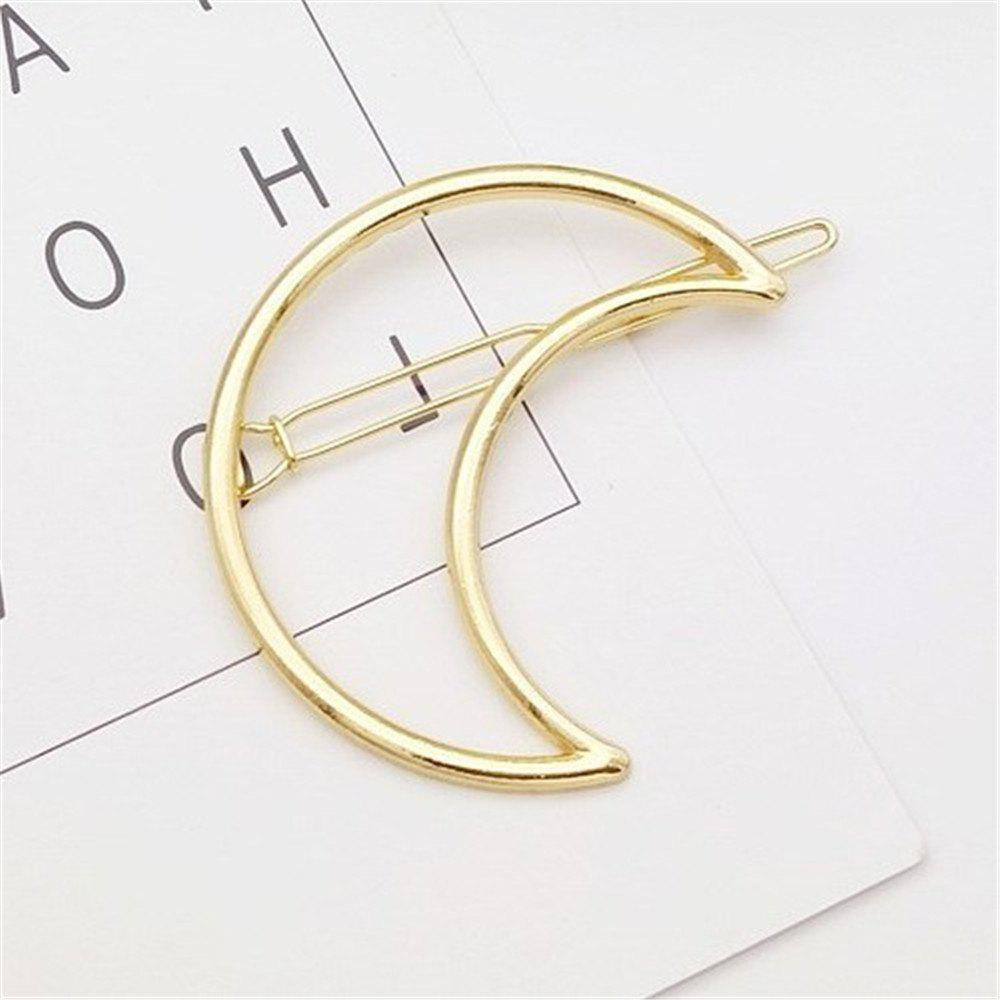 Buy Simple Wind and Moon Style Hair Clip Fashion Hair Ornament