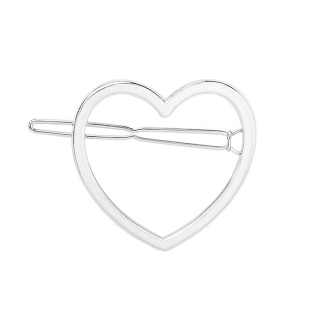 Buy Lady's Temperament Peach Shaped Alloy Hairpin