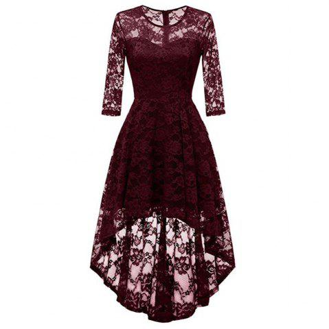 Women's Wear Cocktail Lace Dress