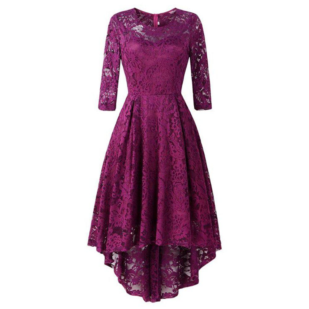 Shops Women's Wear Cocktail Lace Dress