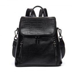 New Top Layer Cowhide Women'S Shoulder Bag Casual Fashion -