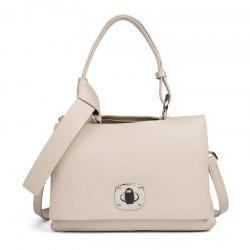 Spring and Summer New Leather Women'S Bags Elemental Casual Handbag -