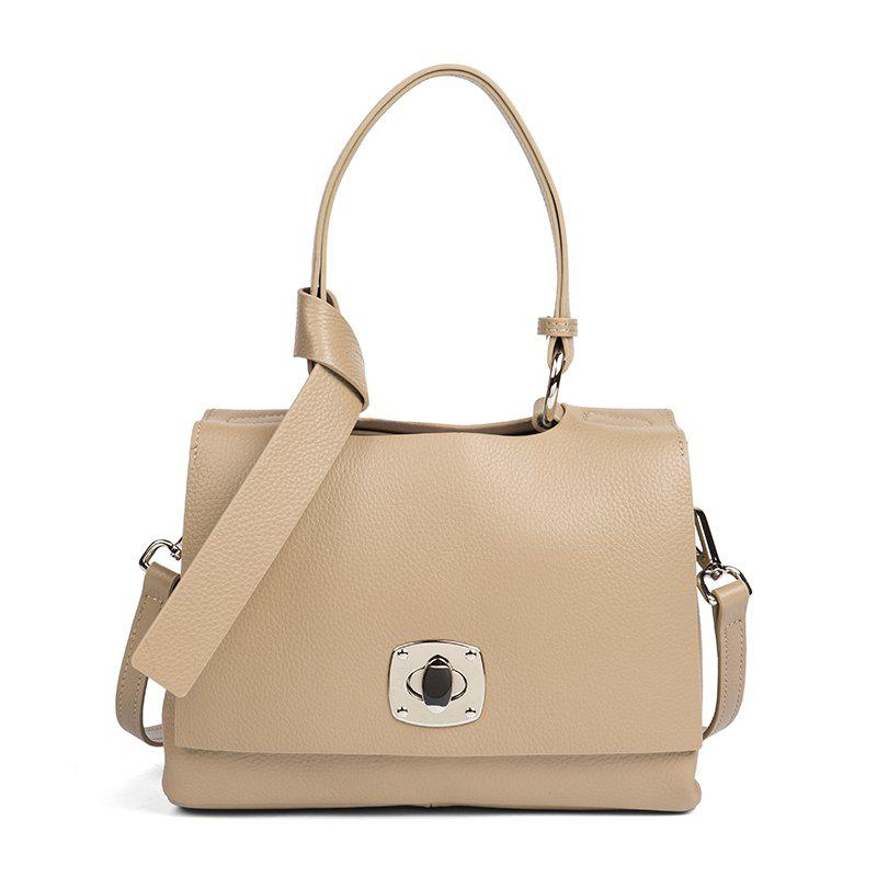 Unique Spring and Summer New Leather Women'S Bags Elemental Casual Handbag