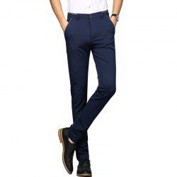 Men'S Fashion Casual Loose Trousers Work Clothes Straight Pants 108 -