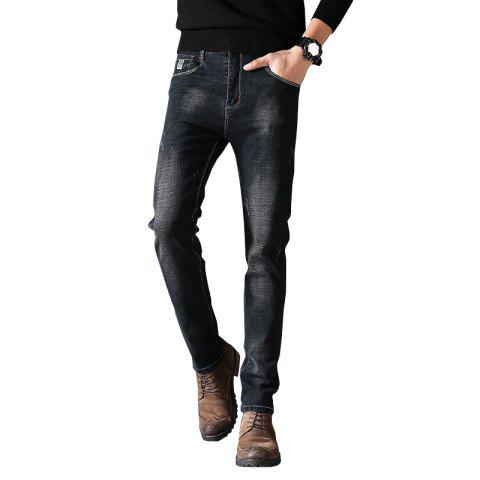 Men'S Trend Casual Pants Fashion Home Casual Pants Outdoor Slim Sports Pants 724