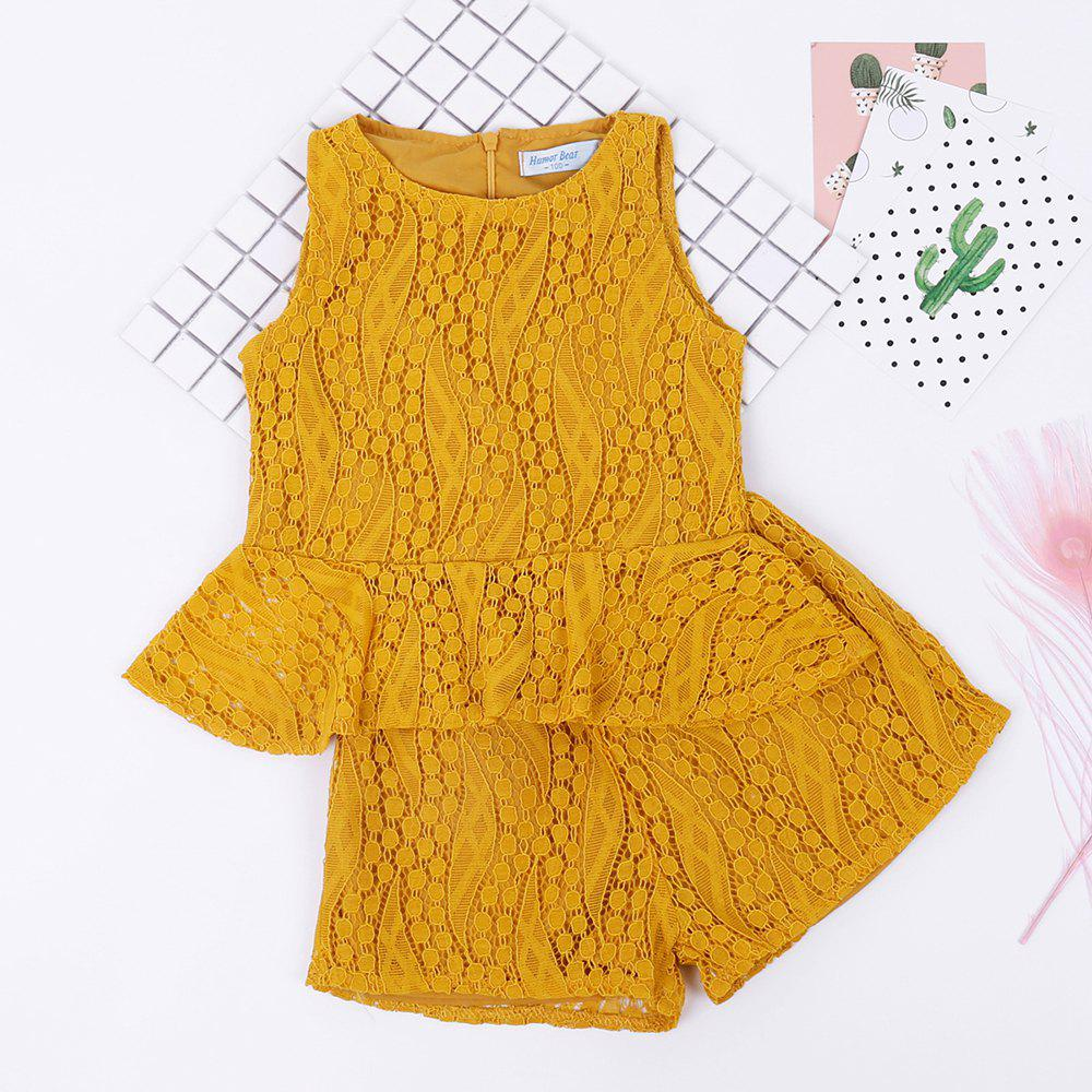 6ba72d1169a1 2019 Baby Girls Clothes Summer New Stripe Design Tops Pant