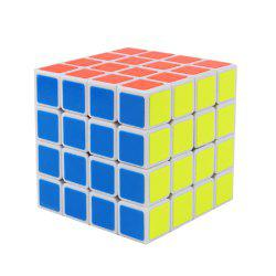 Yuxin English version 4X4X4 Magic Cube Special for racing game Sticker version -