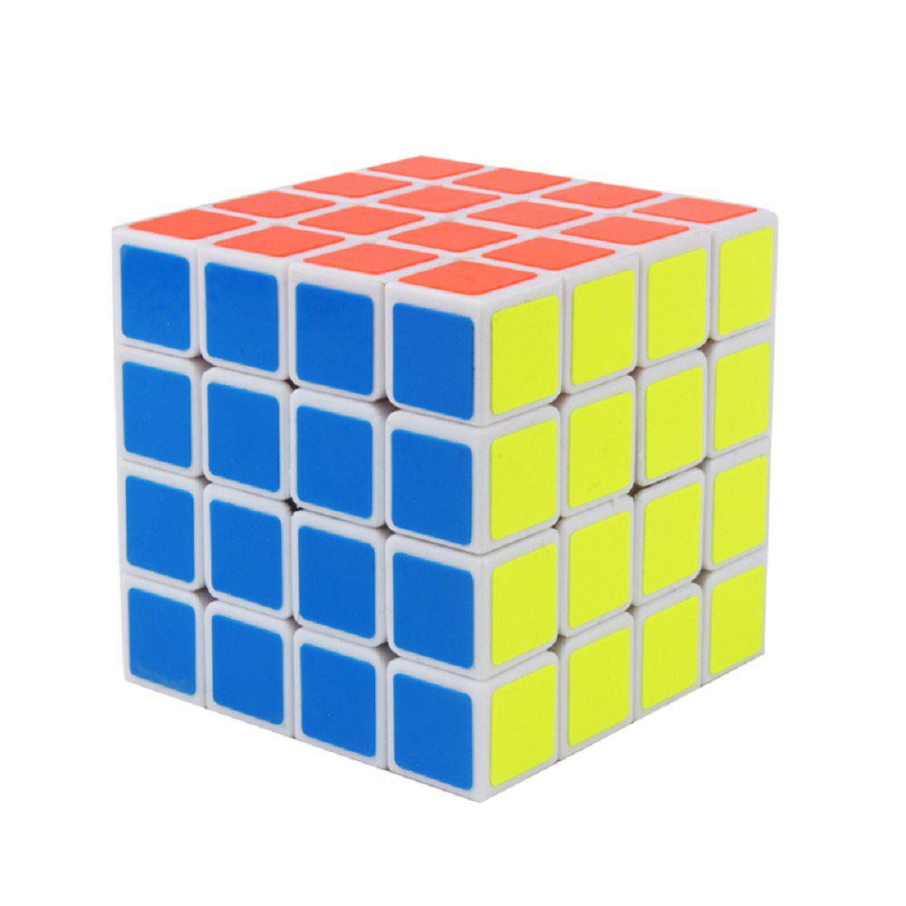 Buy Yuxin English version 4X4X4 Magic Cube Special for racing game Sticker version