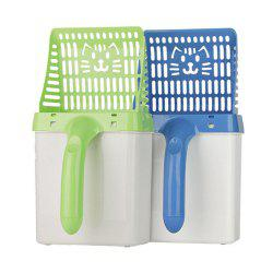 Neater Scooper Cat Litter Sifter Scoop System Cleaning Shovel Tool for Pets -