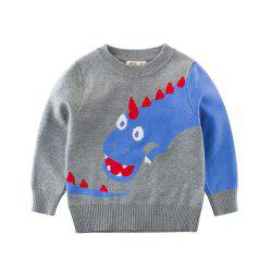 Children'S Autumn New Sweater Boy'S Sweater Baby Clothes -