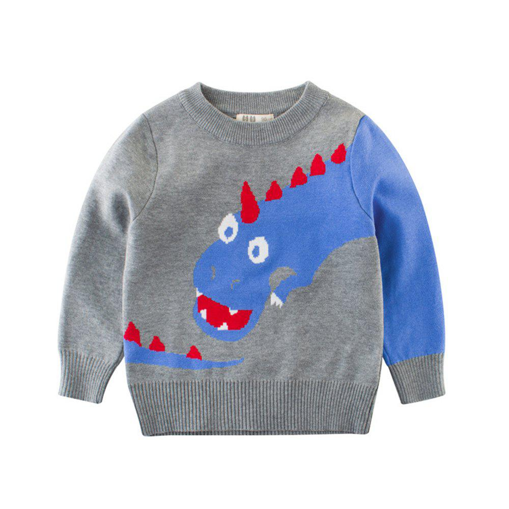 Fashion Children'S Autumn New Sweater Boy'S Sweater Baby Clothes
