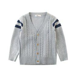 Children'S Autumn New Sweater Boy'S Sweater Baby Clothes Children'S Jacket -