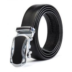 New Fashion Sports Car Men'S Belt Head Layer Cowhide Men'S Belt -
