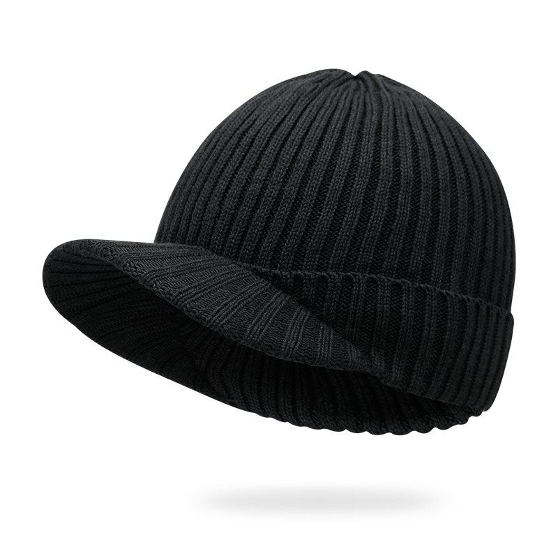 Affordable There is a knit cap + elastic fit for 55-58CM head circumference