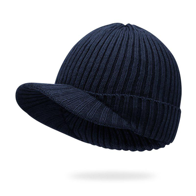 Hot There is a knit cap + elastic fit for 55-58CM head circumference