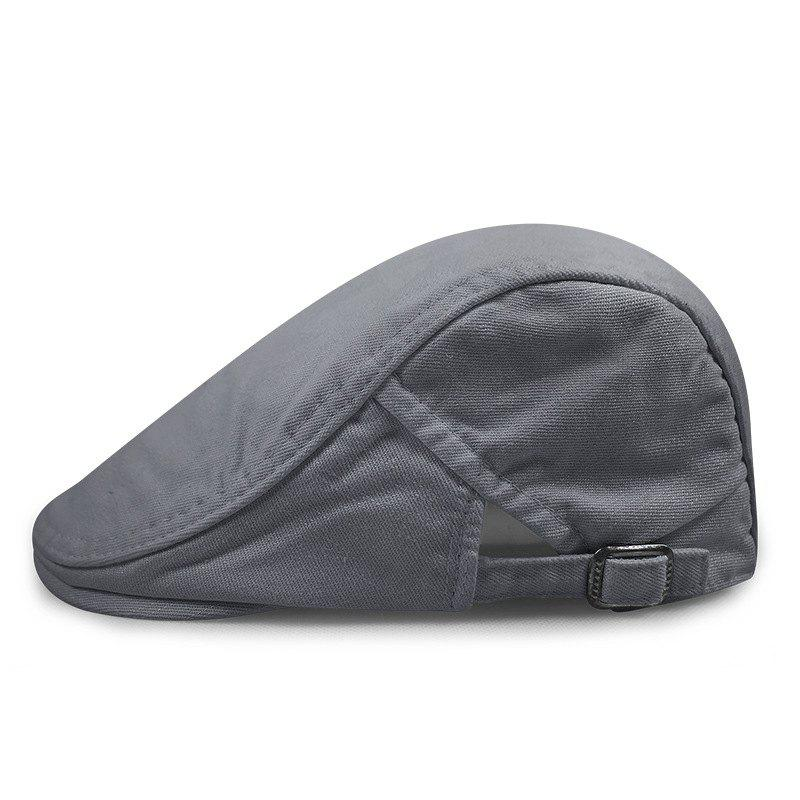 Latest Canvas beret + size code for 56-59cm head circumference
