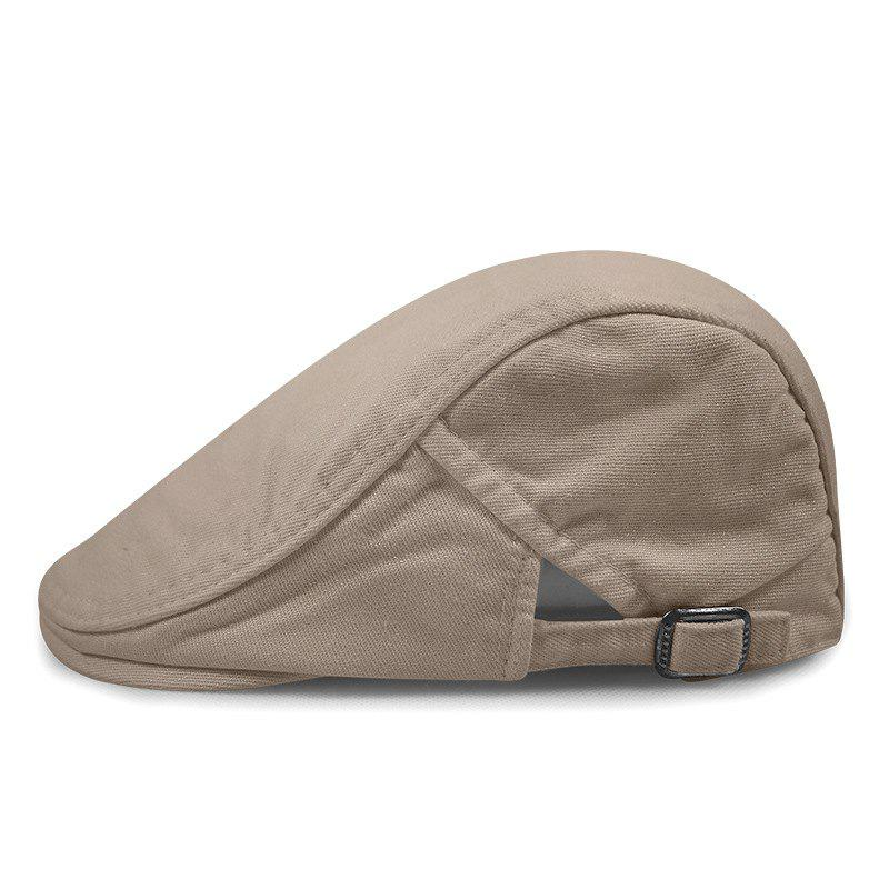 Online Canvas beret + size code for 56-59cm head circumference