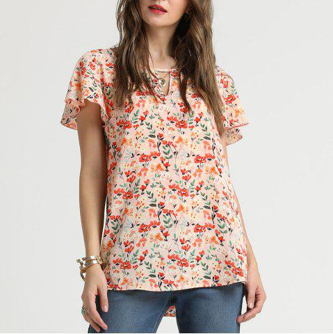 79233c414a4 Bell Sleeve Shirt - Free Shipping, Discount and Cheap Sale | Rosegal.com