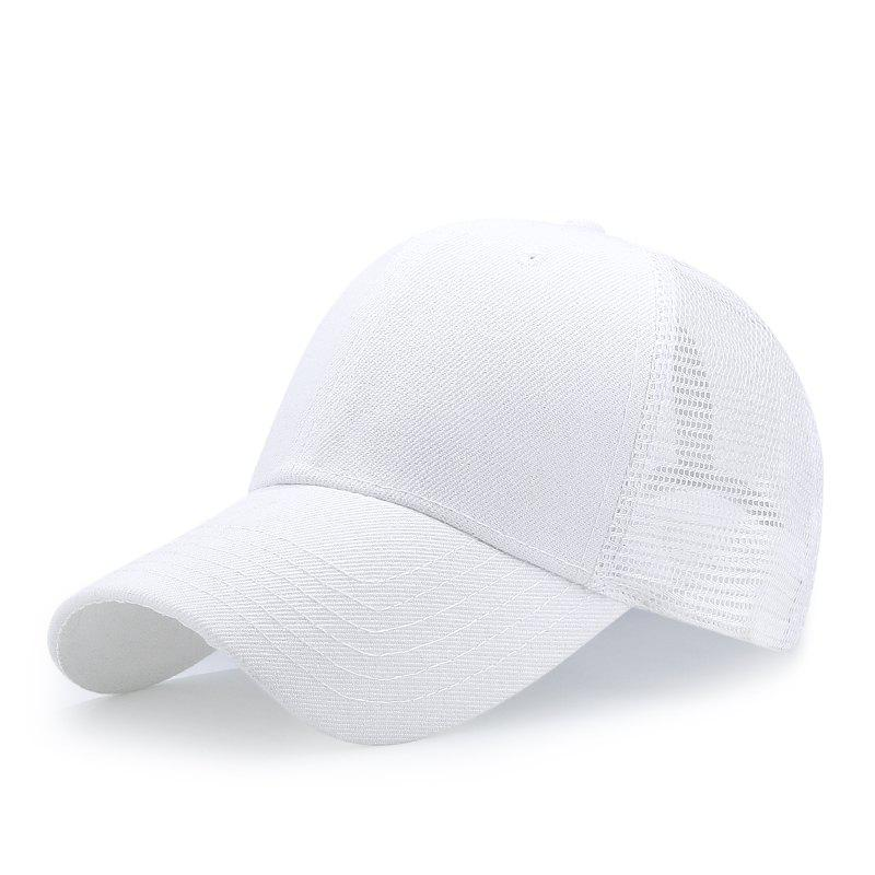 Latest Sunscreen Breathable Sunnet Cap + Adjustable for 56-60cm head circumference