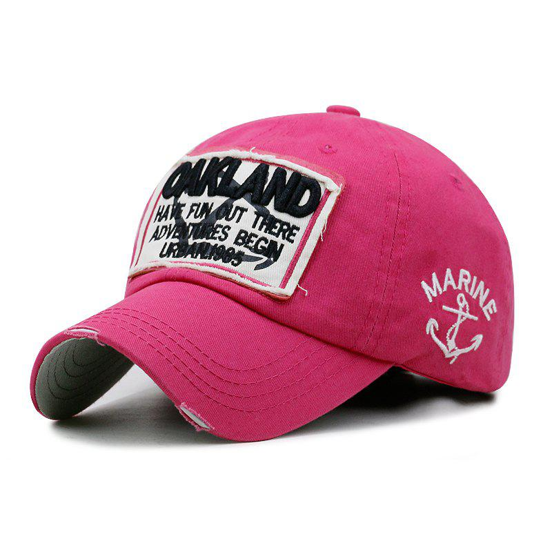 Hot Washed cotton baseball cap + average size can be adjusted (55-60cm)