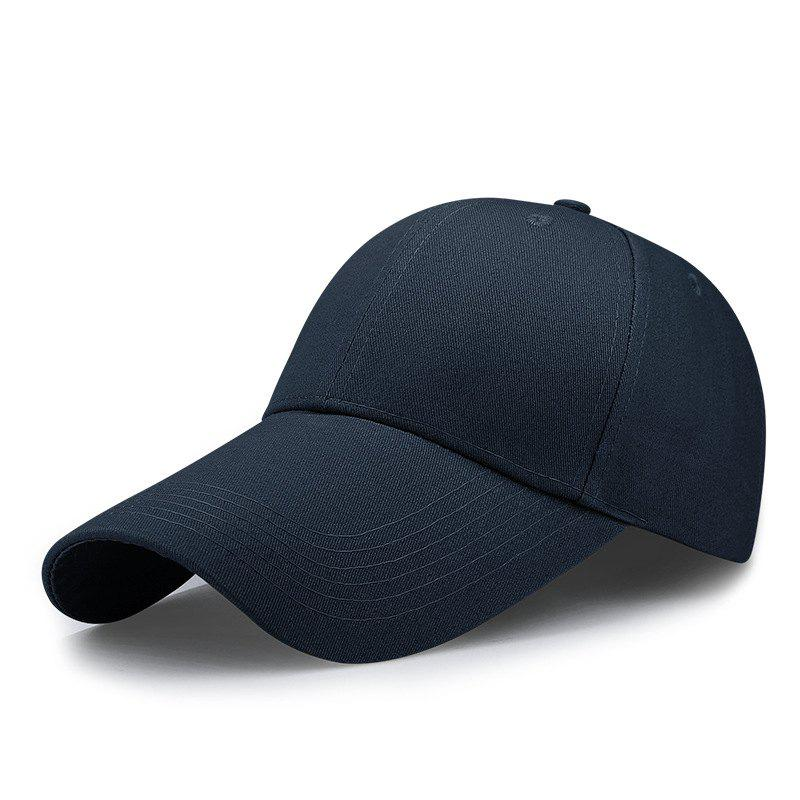 Fashion Long hat baseball cap + adjustable for 56-60cm head circumference