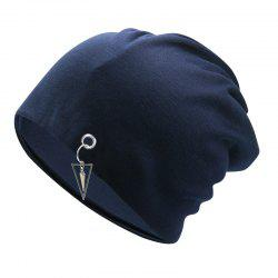 Triangle top hat + one size has elasticity -
