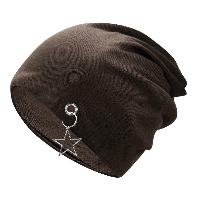 Outfits Five-pointed star fashion empty top hood cap + one size has elasticity