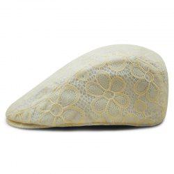 Lace breathable beret + adjustable 56-58cm -