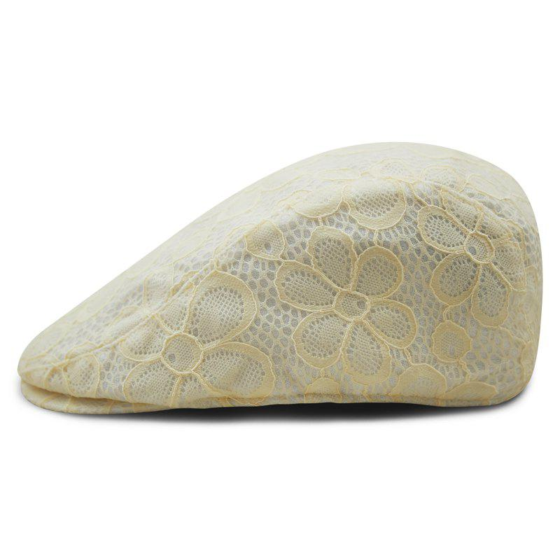 Best Lace breathable beret + adjustable 56-58cm