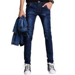 Men'S Fashion Casual Pants Youth Slim Sports Pants Trousers 3546 -