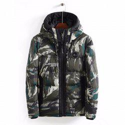 Men'S Winter Warm Coat and Comfortable Sports Jacket -