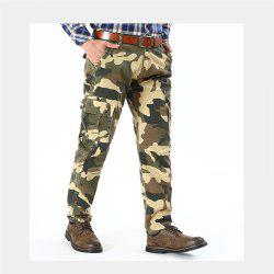 Men Outdoor Camouflage Pants -