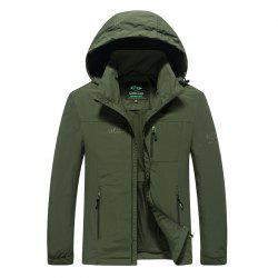 Men'S Thin Single-Layer Outdoor Casual Sports Jacket -