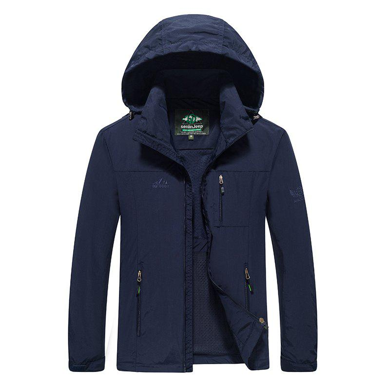 Cheap Men'S Thin Single-Layer Outdoor Casual Sports Jacket
