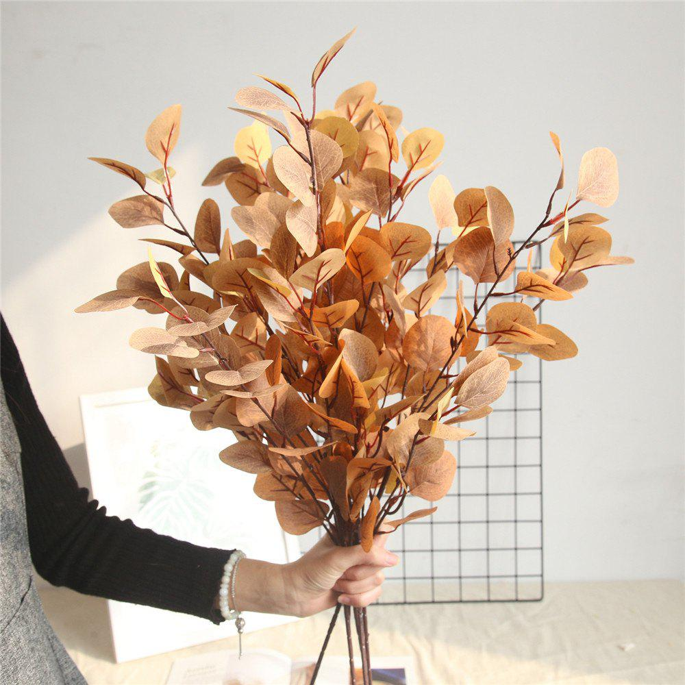 Affordable Artificial Eucalyptus Leaves Home Wedding Party Decorations Artificial Flowers
