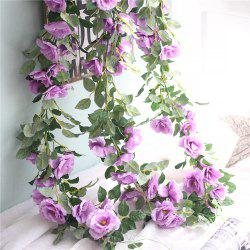 Vivid Rose Artificial Flowers Wedding Home Wall Hanging Decorations -