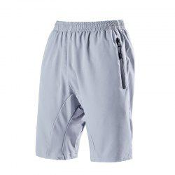 Summer Men'S Quick Dry Breathable Large Size Casual Sports Shorts -