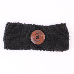 Handmade Wool Knitting Baby Headband -