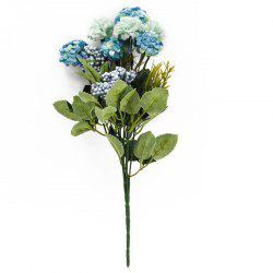 Eustoma Home Decoration Branche de Fleurs Artificielles -